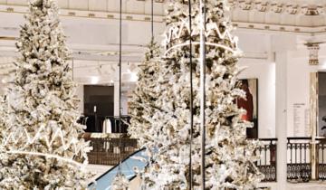 Paris : où admirer les plus belles décorations pendant les fêtes de Noël ?